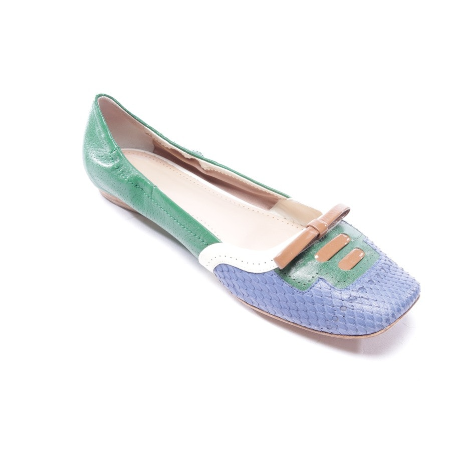 Ballerinas von Bally in Multicolor Gr. EUR 38