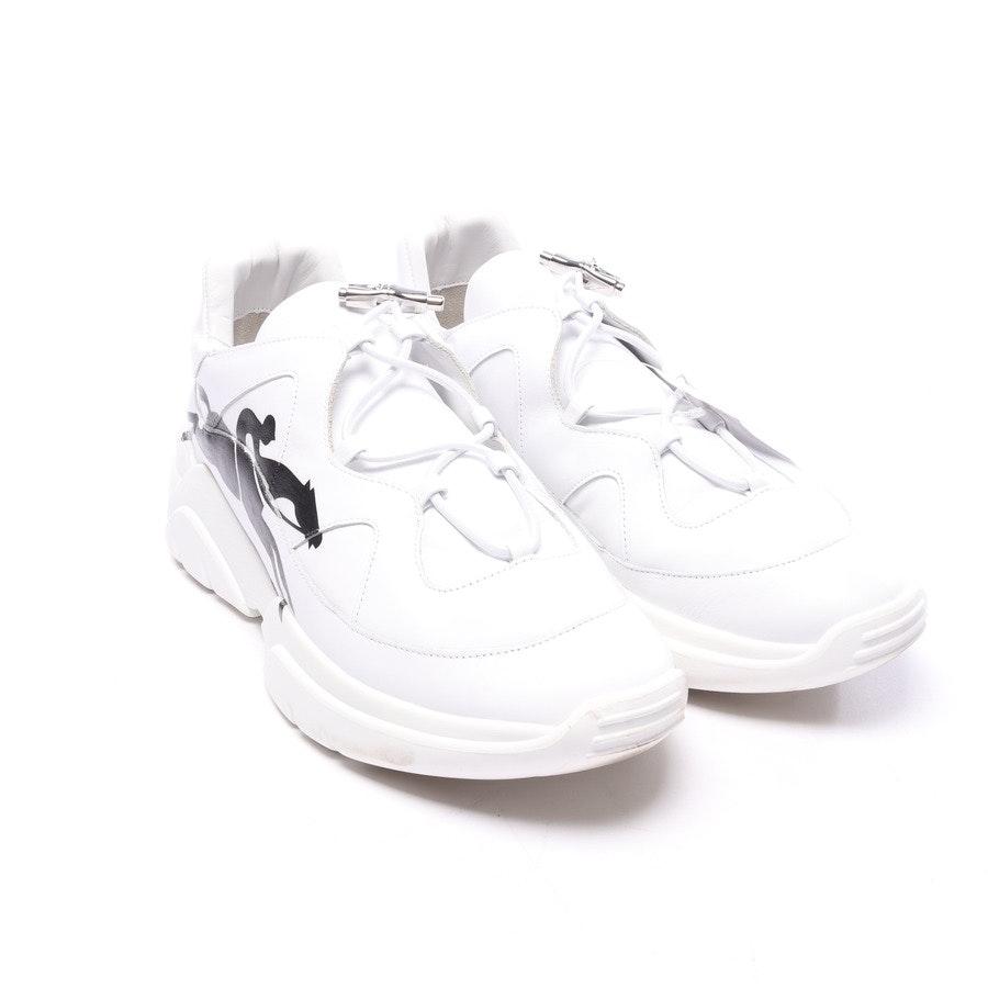 Sneaker von Longchamp in Weiß und Schwarz Gr. EUR 41