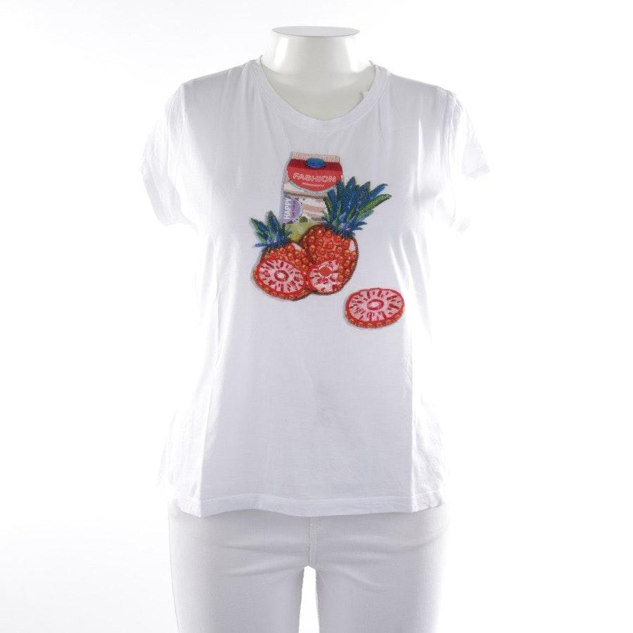 Shirt von Marc Cain Sports in Weiß Gr. 42 N5