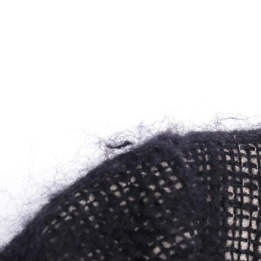 Übergangsjacke von Hugo Boss Black Label in Schwarz und Beige Gr. 38