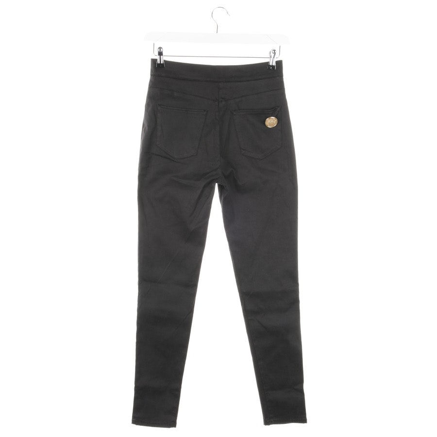 trousers from Balmain in black size 36 FR 38