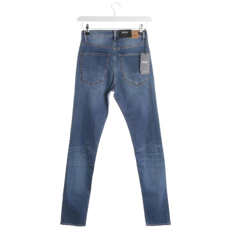 Jeans von Hugo Boss Black Label in Blau Gr. W29 L34 - Charleston - Neu