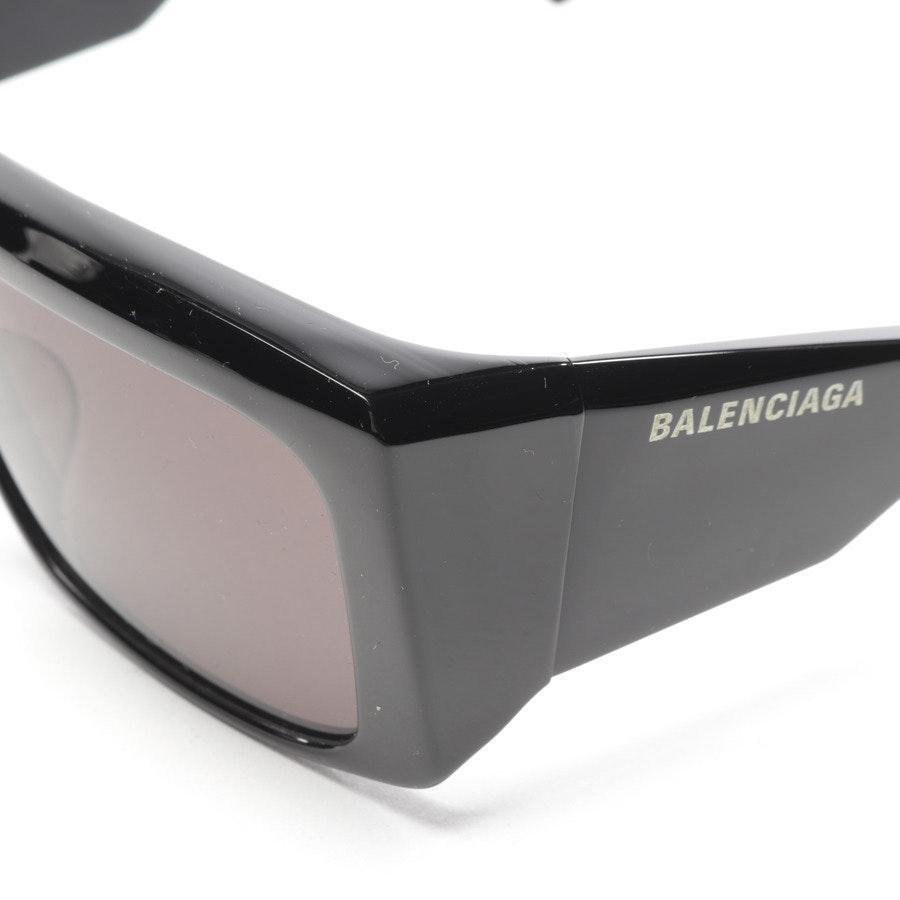 Sonnenbrille von Balenciaga in Schwarz - BB0002S - Neu