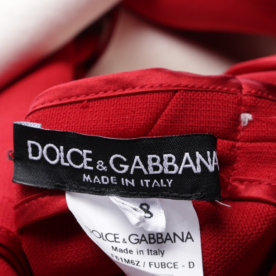 dress from Dolce & Gabbana in red and white size 32 IT 38