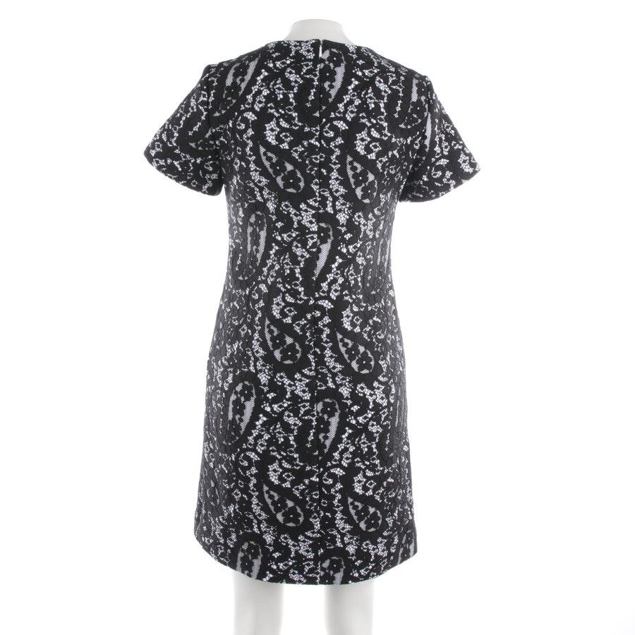 Kleid von Michael Kors in Weiß und Schwarz Gr. 32 US 2