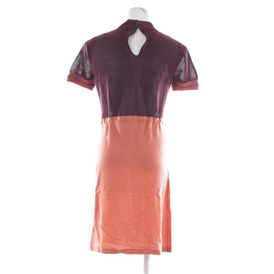Kleid von Just Cavalli in Rotbraun Gr. L