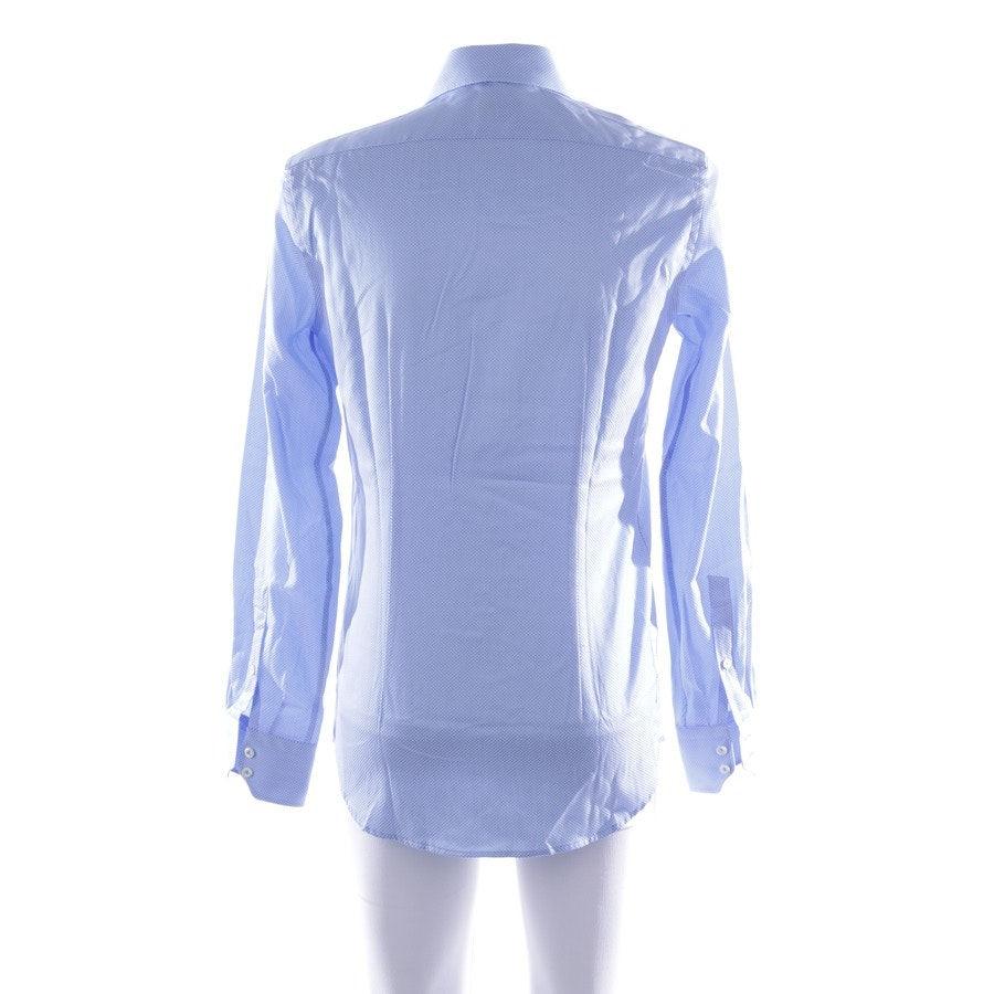 business shirt from Van Laack in blue size 37-38