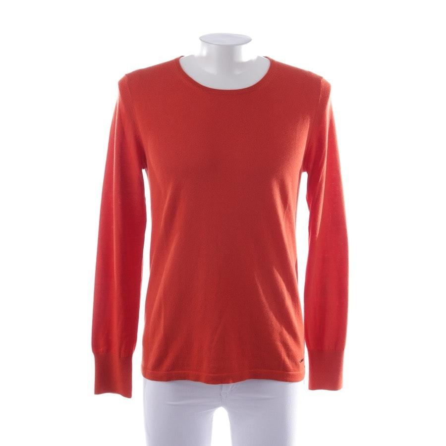 Pullover von Hugo Boss Red Label in Orange Gr. S