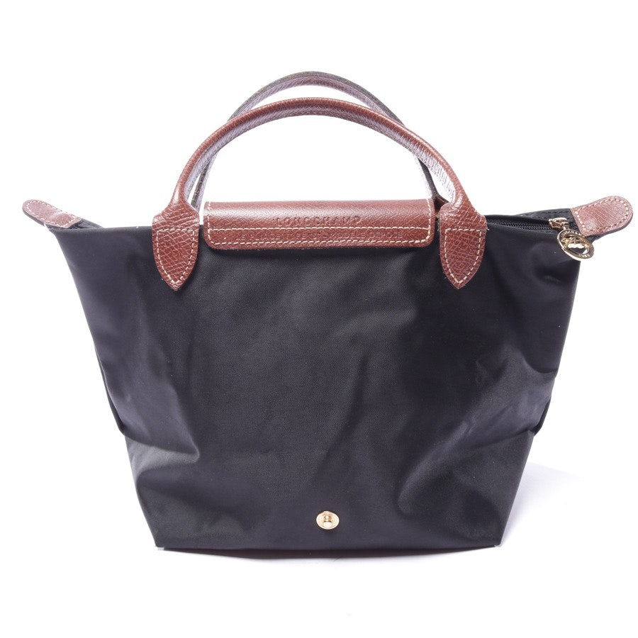 handbag from Longchamp in black and brown - le pliage s