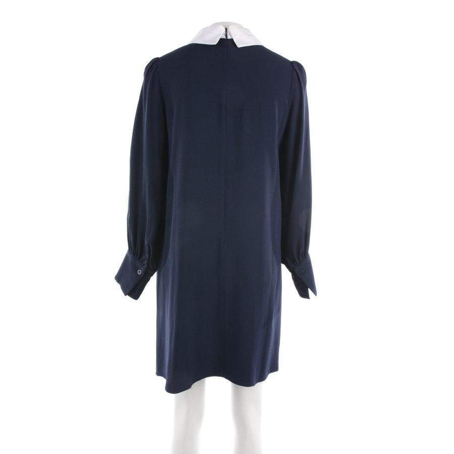 Kleid von Tara Jarmon in Dunkelblau Gr. 36 FR 38