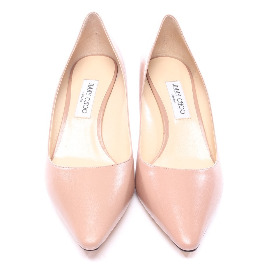 pumps from Jimmy Choo in beigepink size EUR 42 - new