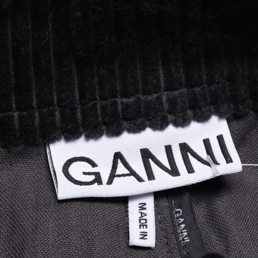 trousers from Ganni in grey size W32