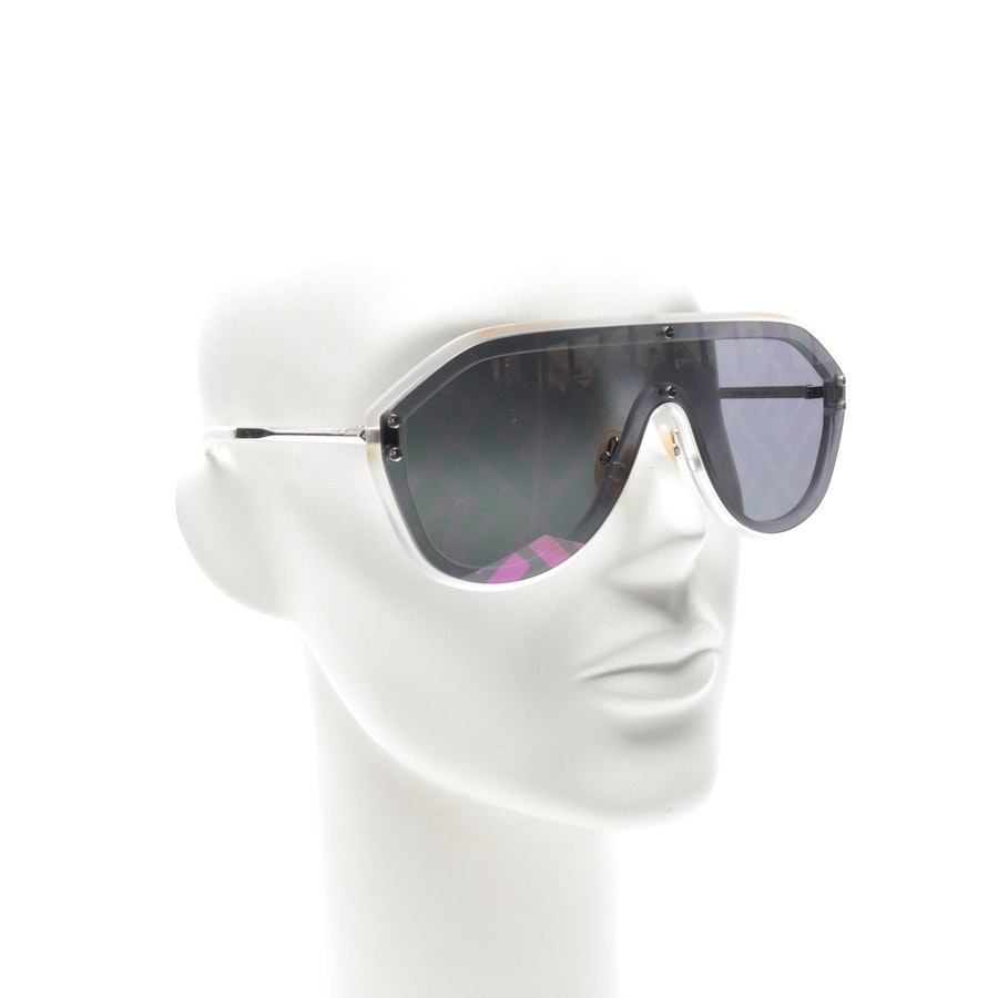 sunglasses from Fendi in transparent and silver - ffm0039/g/s - new