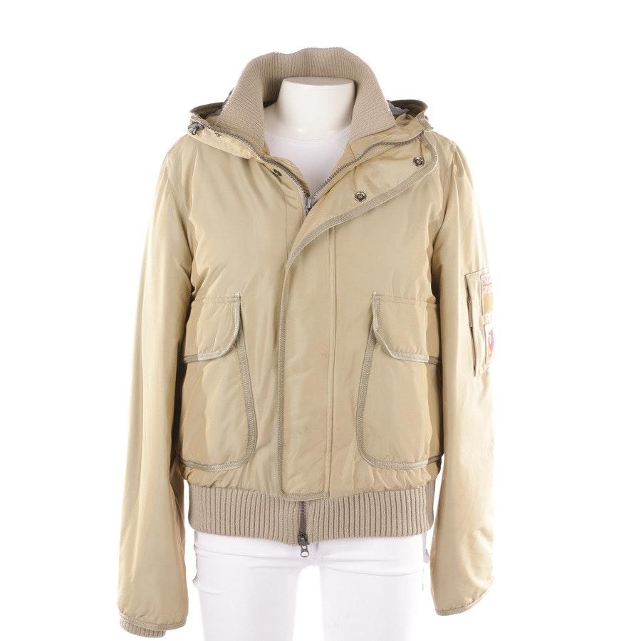 winter coat from Kejo in beige size M