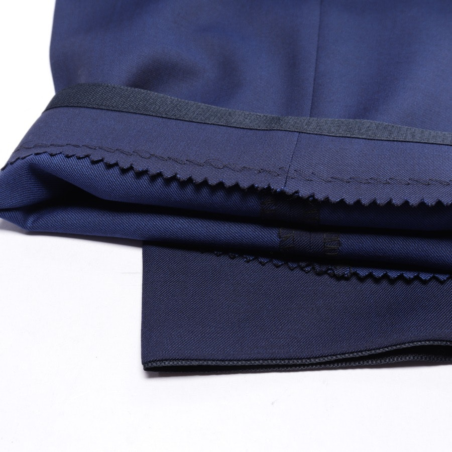 trousers from Hugo Boss Black Label in blue size 56 - new