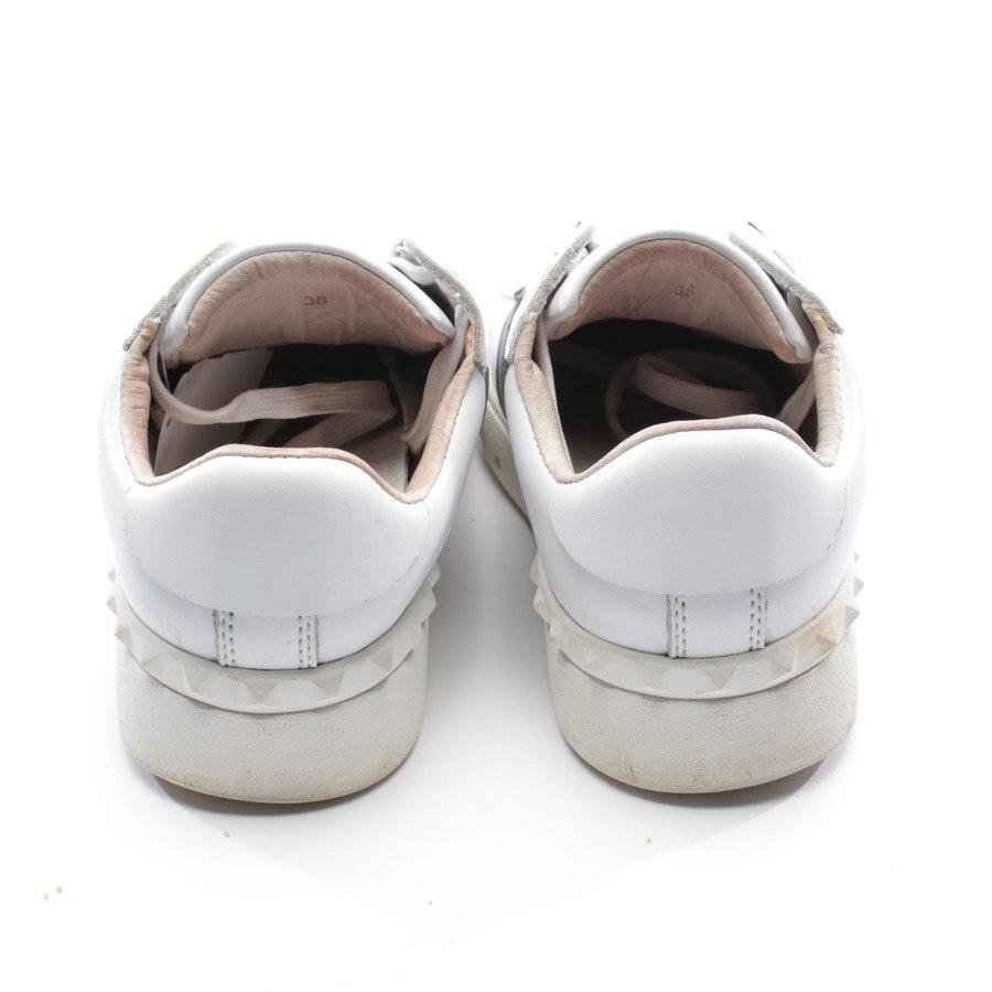 Sneaker von Valentino in Weiß und Schwarz Gr. EUR 38 - Rockstud
