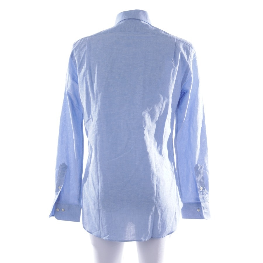 business shirt from Polo Ralph Lauren in sky blue and white size 37-38 - new