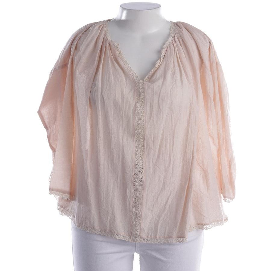 Bluse von Mes Demoiselles in Beige Gr. One Size
