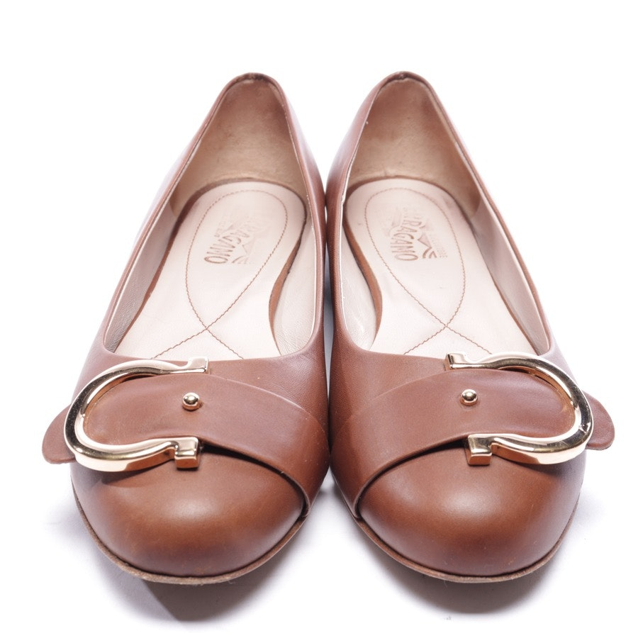 loafers from Bally in brown size EUR 38,5 US 8