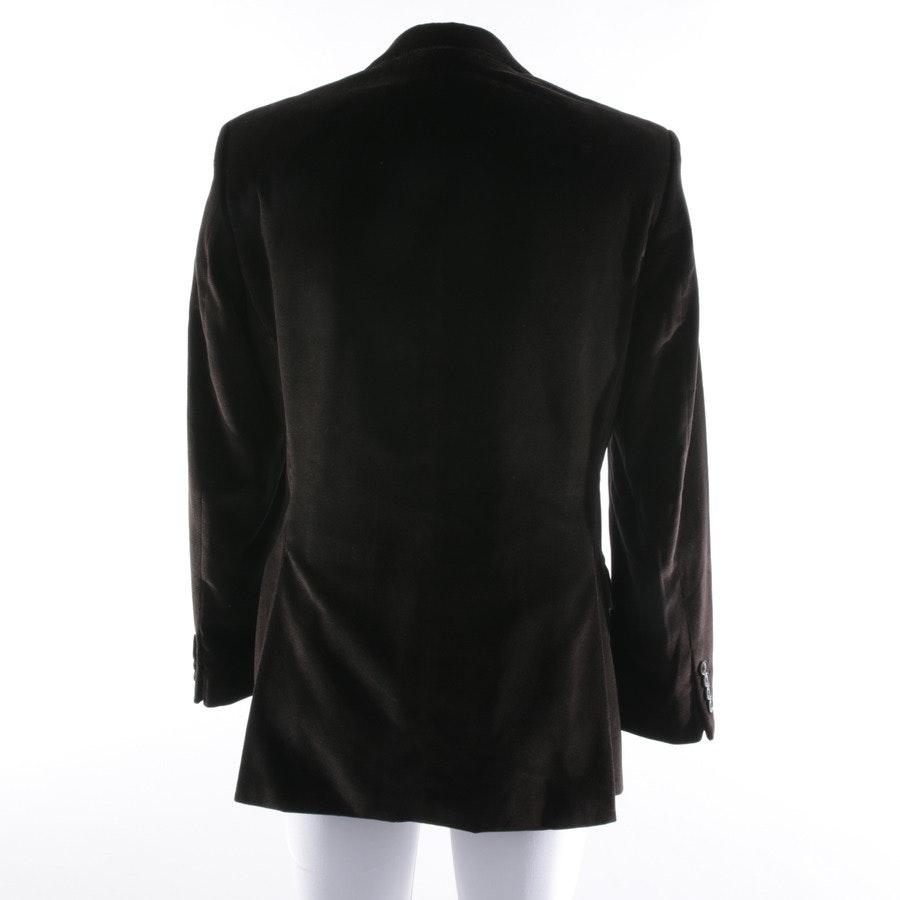 blazer from Hugo Boss Black Label in chocolate brown size 48