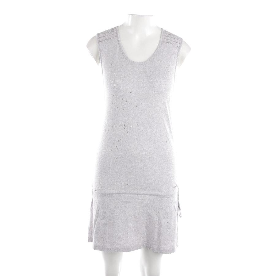 Kleid von Patrizia Pepe in Grau meliert Gr. 34 / 1