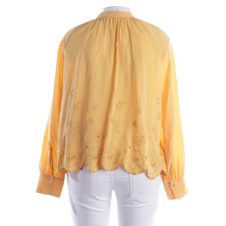 blouses & tunics from See by Chloé in yellow size 40 FR 42 - new