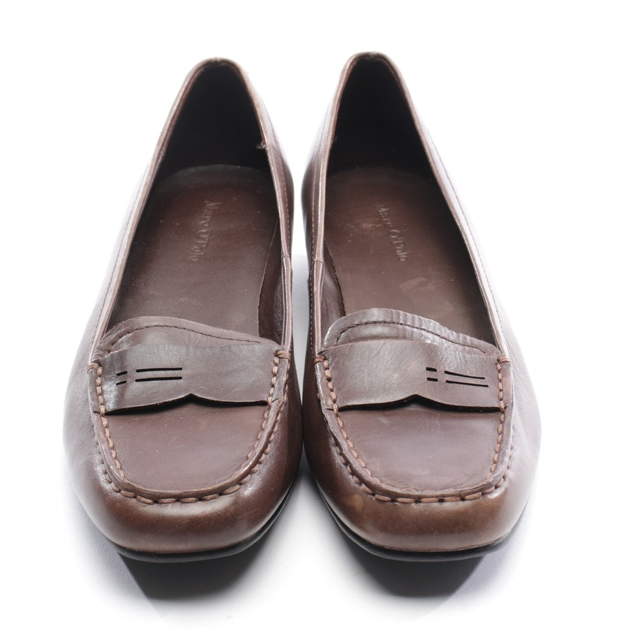loafers from Marc O'Polo in brown size EUR 38