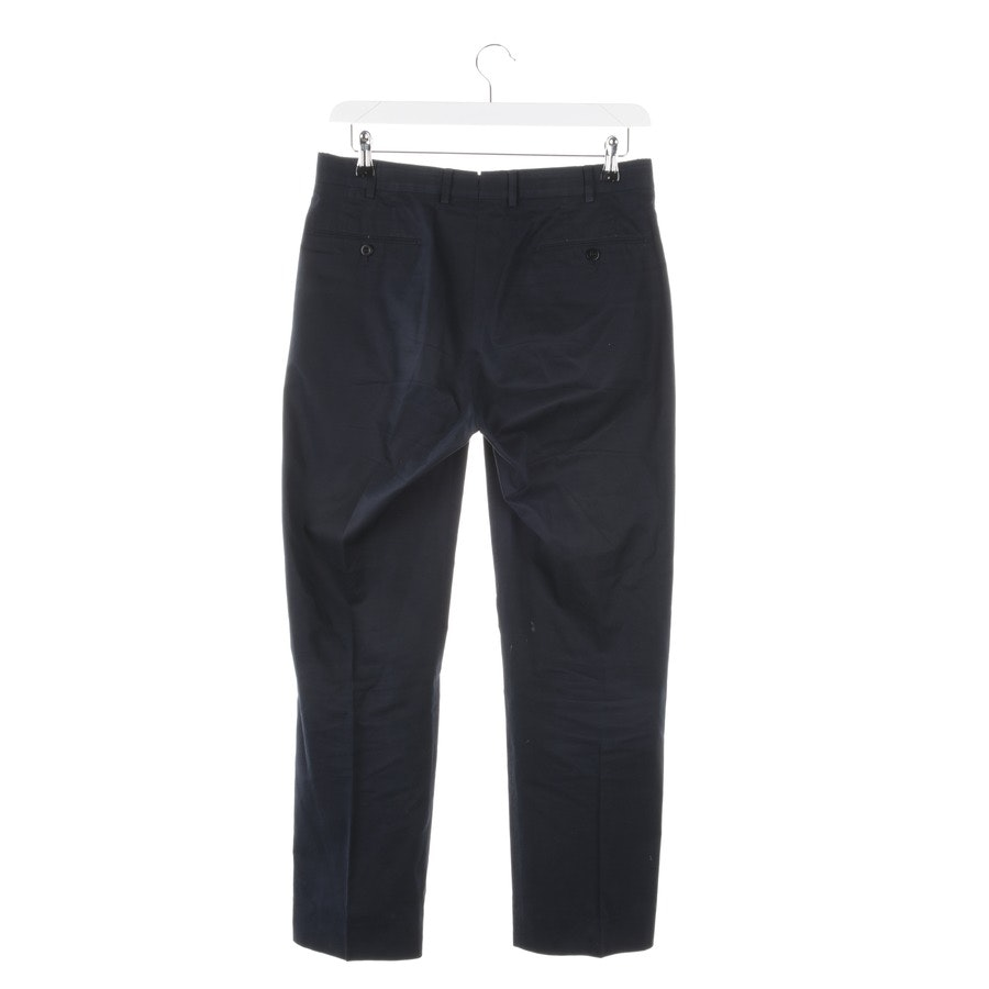 trousers from Zegna in dark blue size 48