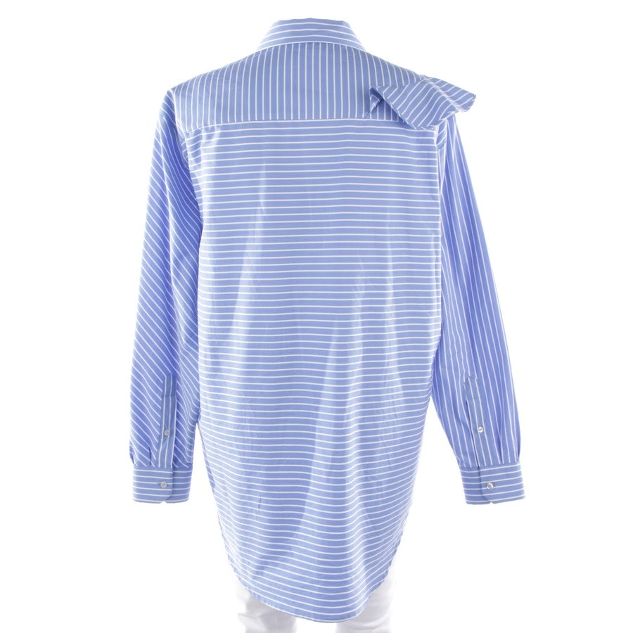 blouses & tunics from MSGM in sky blue and white size 36 IT 42