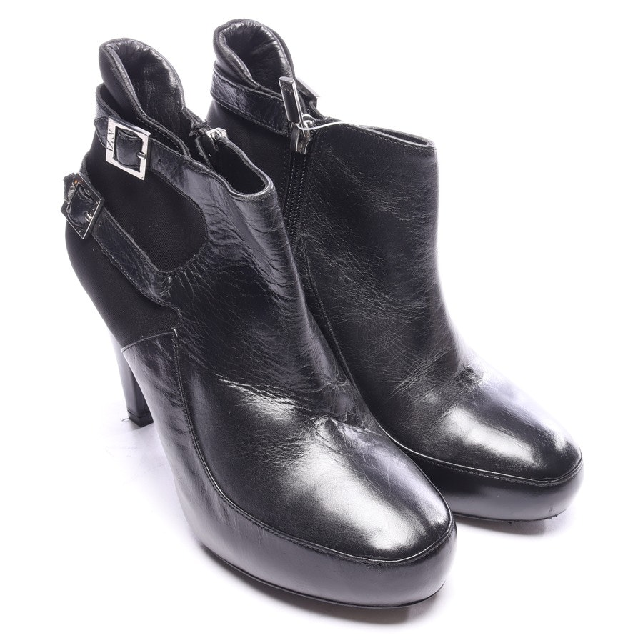 ankle boots from Armani Jeans in black size EUR 37