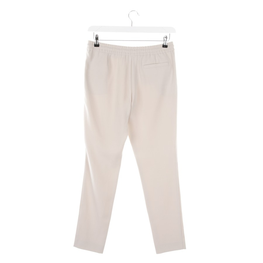 trousers from Hugo Boss Black Label in beige size 36