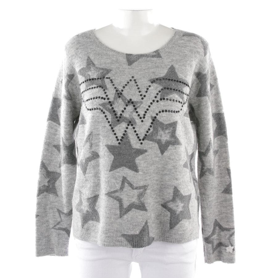 knitwear from Frogbox in grey size 38