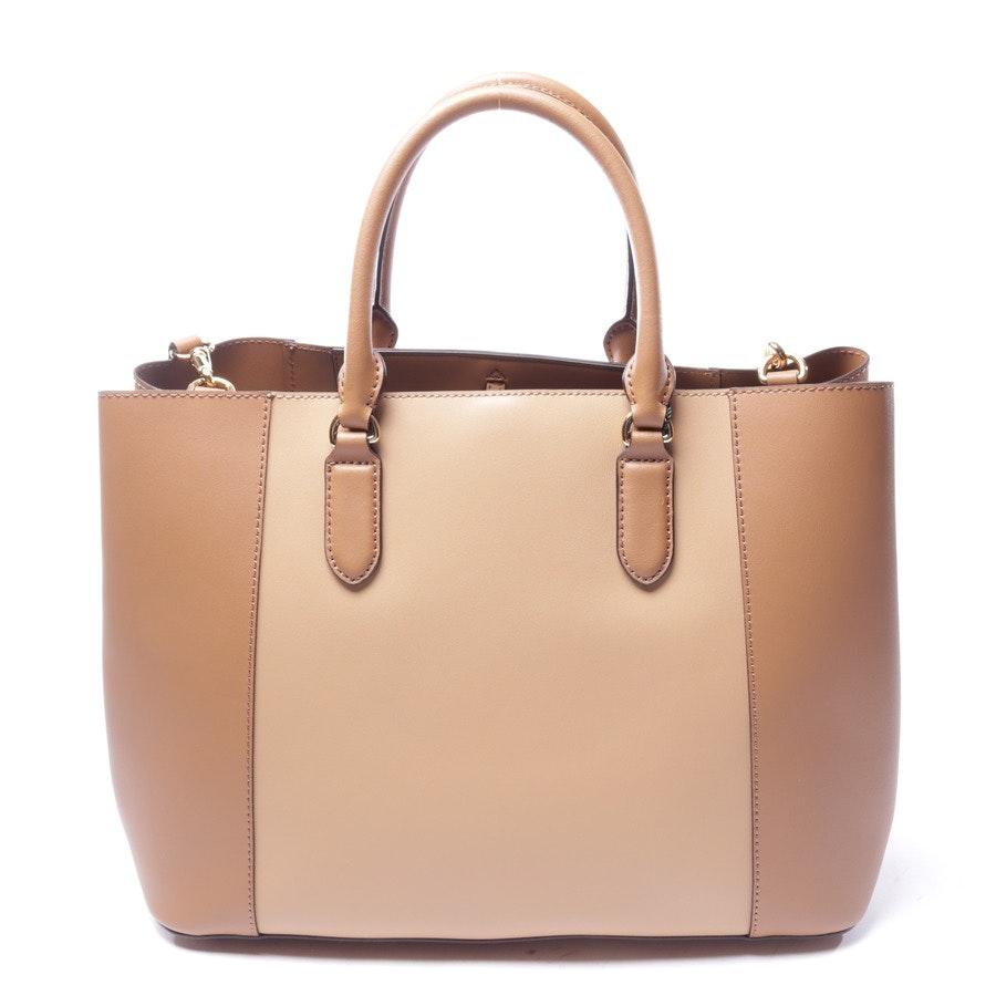 Handtasche von Lauren Ralph Lauren in Braun - Marcy Tote - Neu