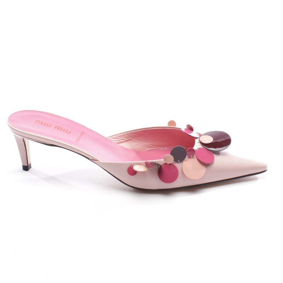 Pumps von Miu Miu in Rosa Gr. EUR 39