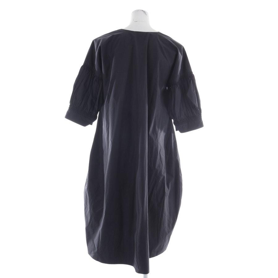 Kleid von Jil Sander in Graublau Gr. 40