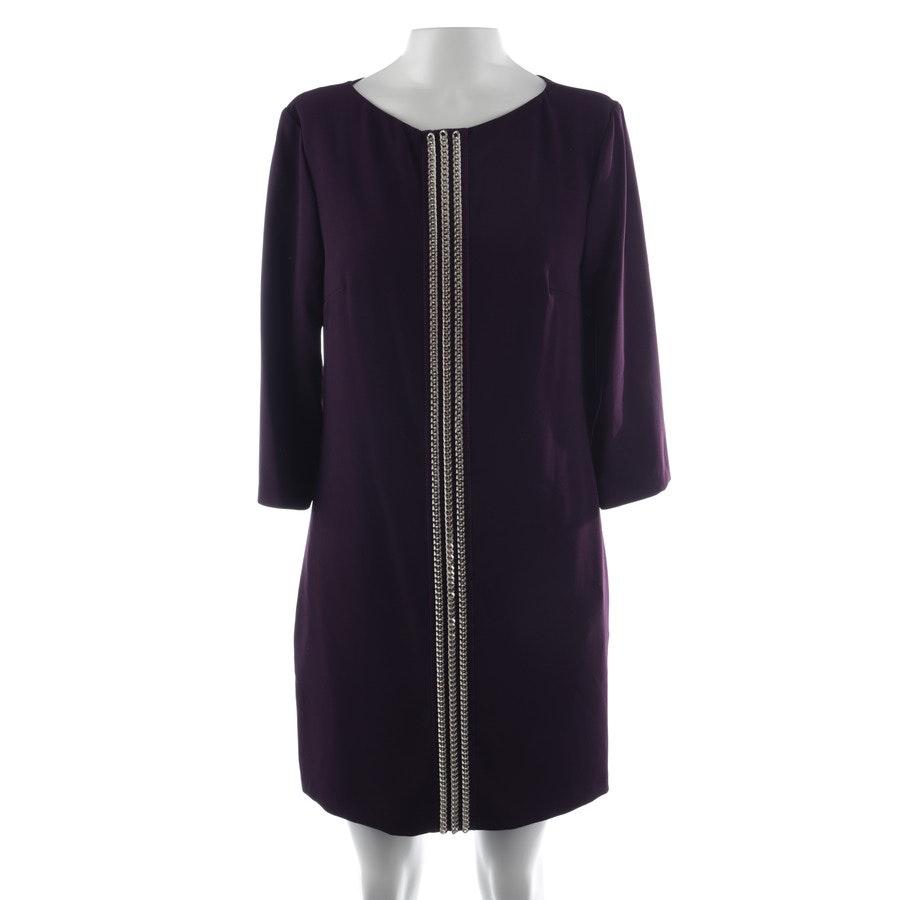 Kleid von Mangano in Aubergine Gr. 36 IT 42 - Hippolyta - Neu
