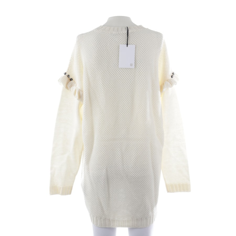 knitwear from Mother Of Pearl in offwhite size L - new