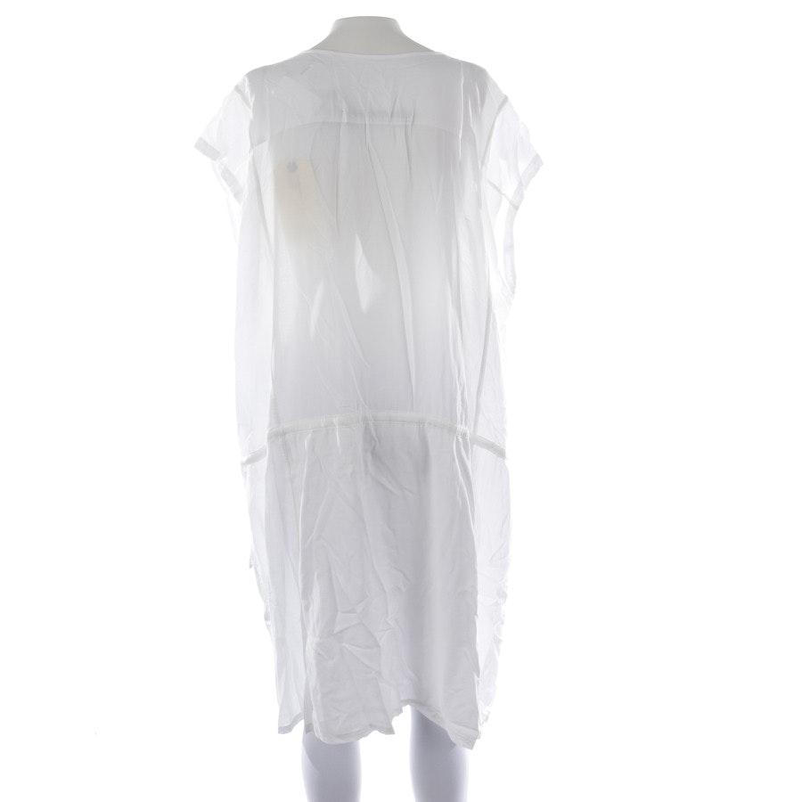 Kleid von Raquel Allegra in Weiß Gr. 38 / 3