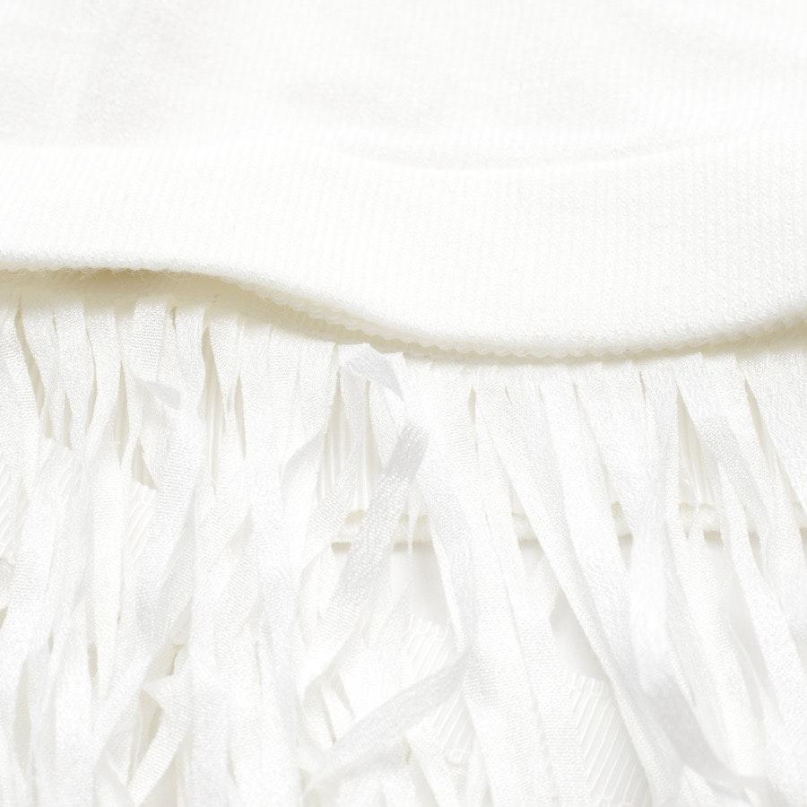 Pullover von Milly in Cremeweiß und Weiß Gr. L - Neu