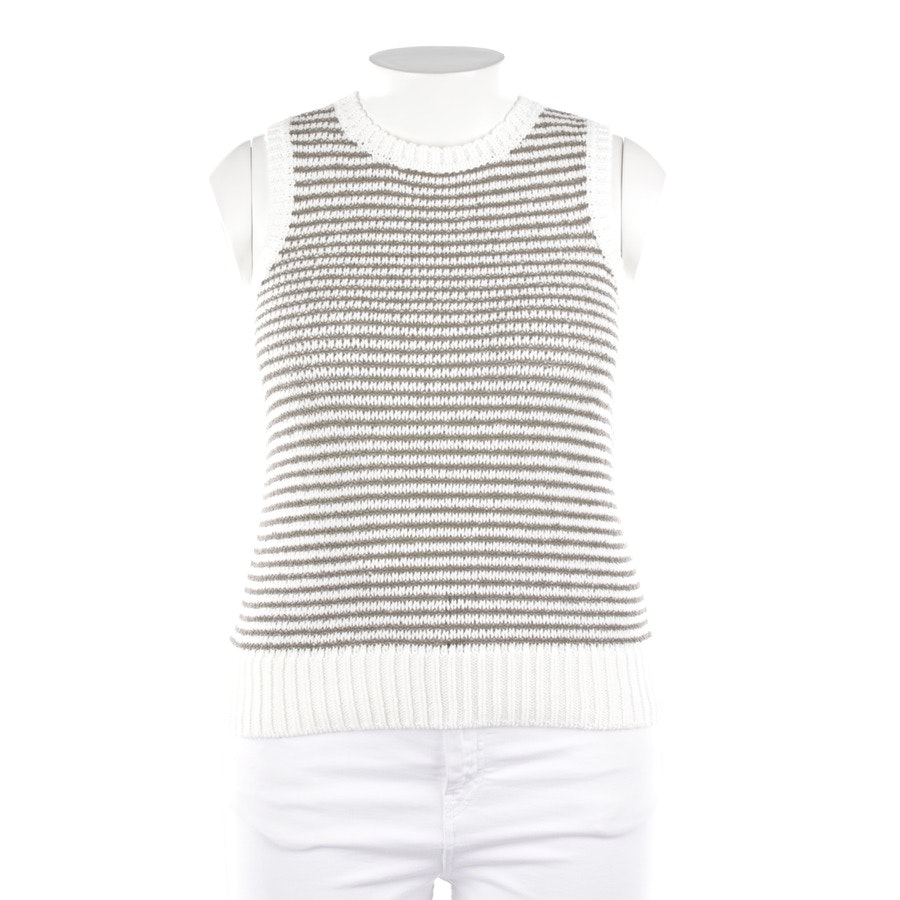shirts / tops from J Brand in khaki and white size L