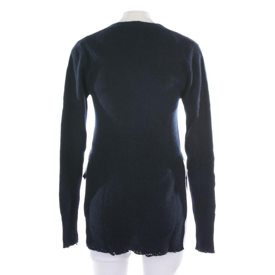 knitwear from RtA in blue size XS - new