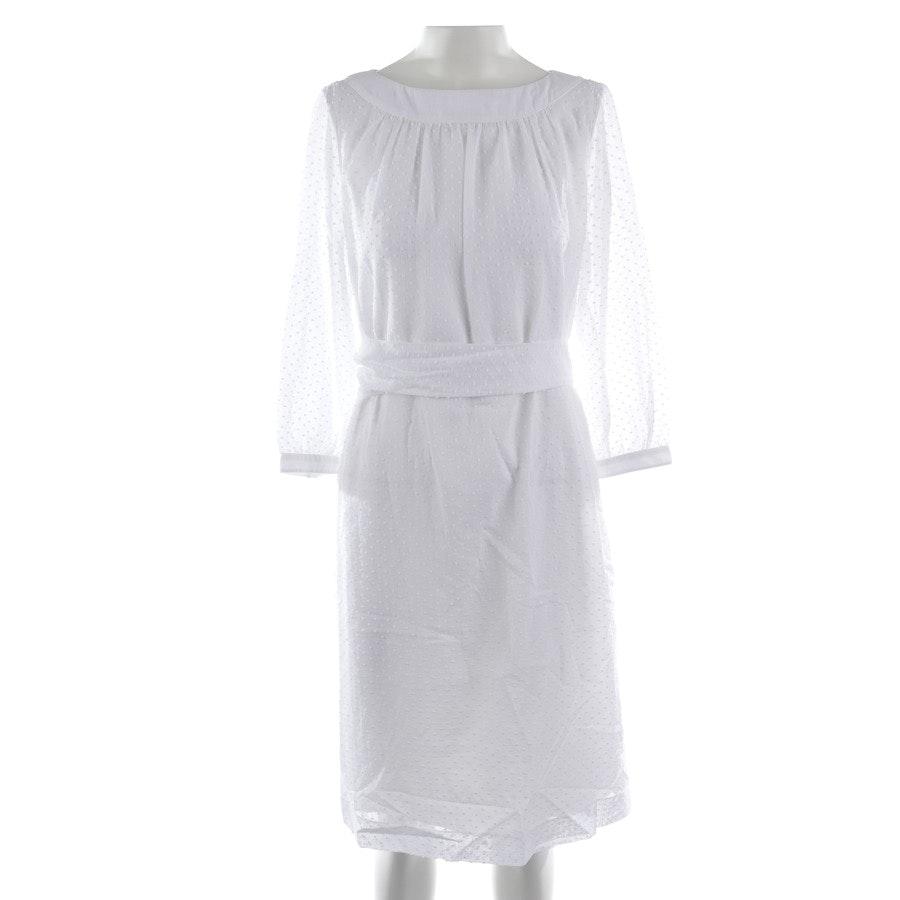 Kleid von Vanessa Seward in Weiß Gr. 38 - Neu