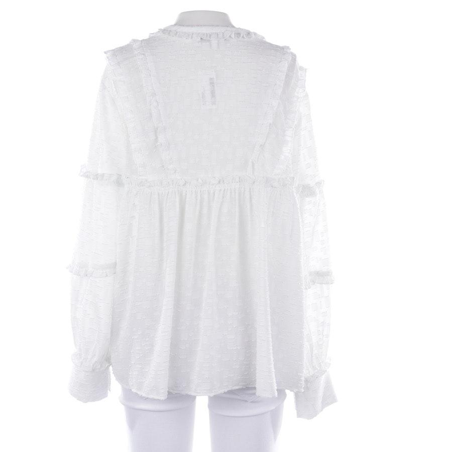 Bluse von Iro in Weiß Gr. 34 FR 36