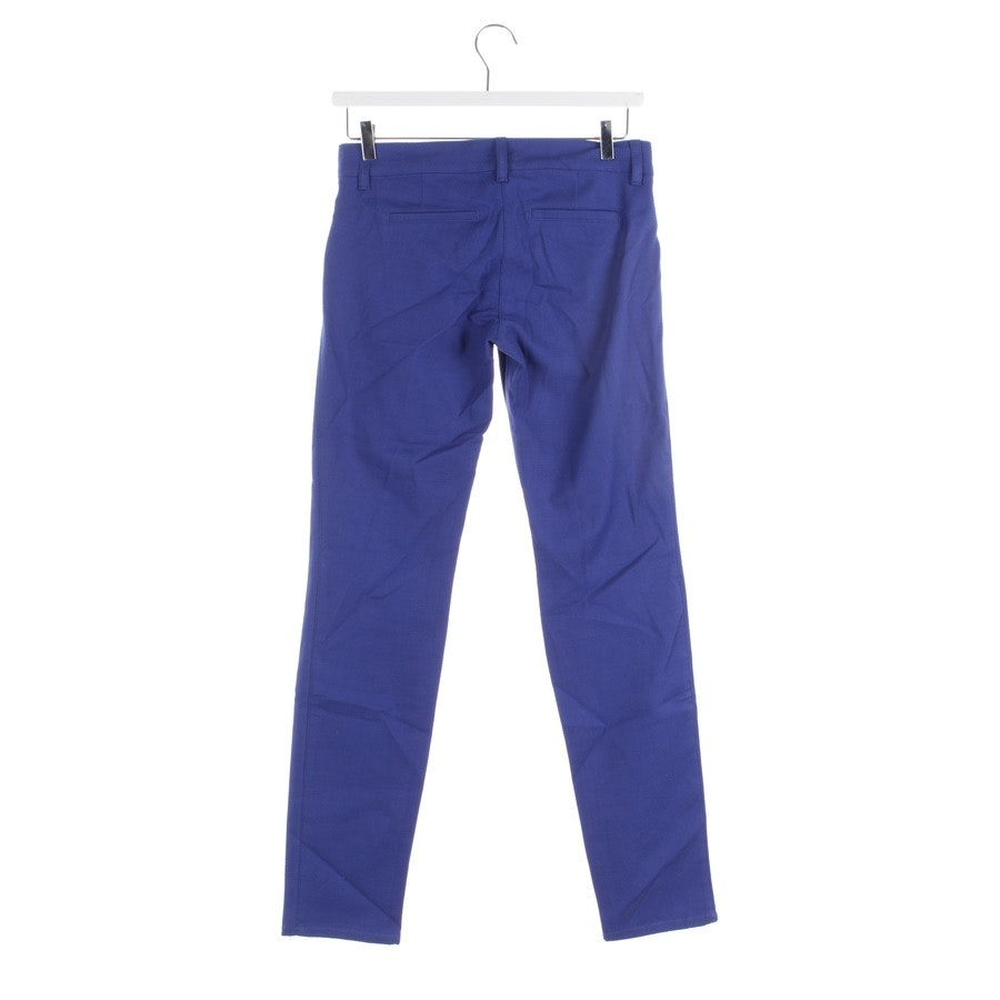 Hose von John Galliano in Blau Gr. W26 - Neu