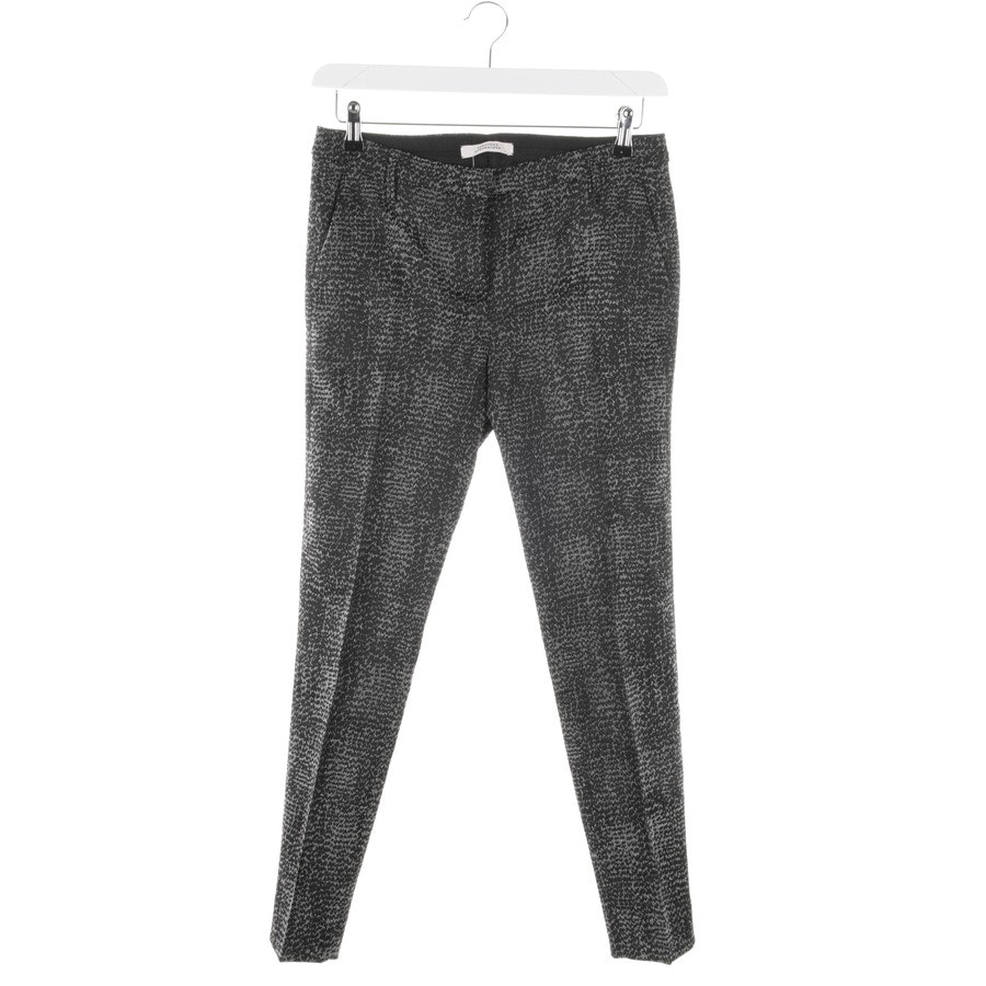 trousers from Dorothee Schumacher in black and grey size 38 / 3