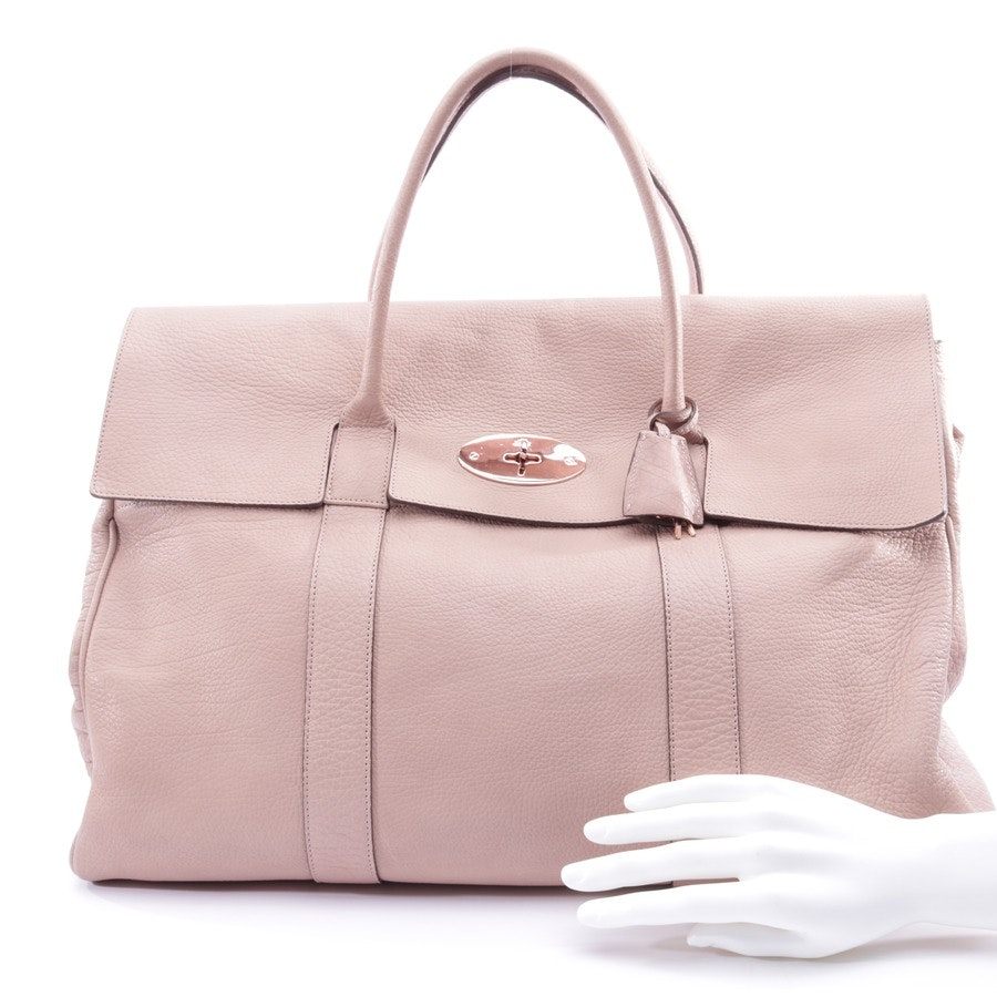 overnighter from Mulberry in beigepink - bayswater