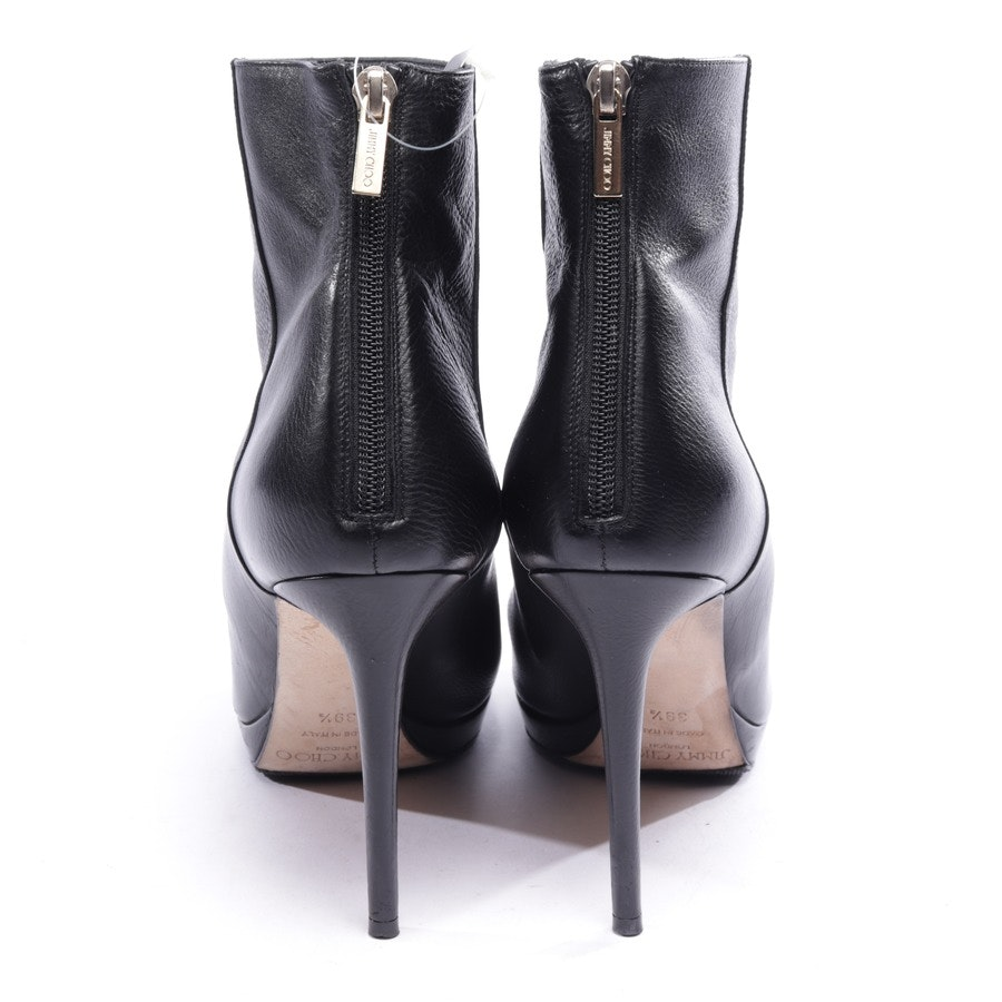 ankle boots from Jimmy Choo in black size EUR 39,5