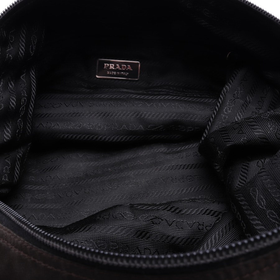 shoulder bag from Prada in brown