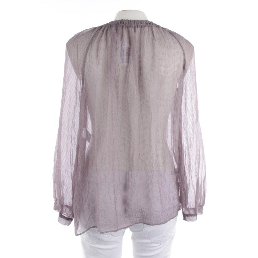 Bluse von Tara Jarmon in Lila Gr. M