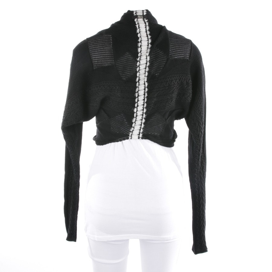 knitwear from High Use in black and white size S